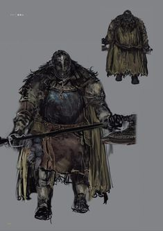 View an image titled 'Watchdog of Farron Art' in our Dark Souls III art gallery featuring official character designs, concept art, and promo pictures. Fantasy Armor, Medieval Fantasy, Medieval Armor, High Fantasy, Dark Fantasy Art, Fantasy Inspiration, Character Inspiration, Fantasy Character Design, Character Art
