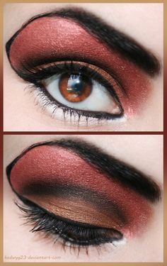 Zira make up by Hed-y