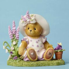cherished teddies garden - Google Search