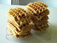 Tineke's Cucina: Suikervrije wafels