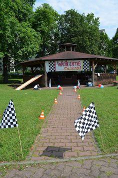The Pethel Family: A Cars Birthday Party