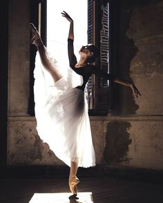 The Beauty Of Ballet in Buenos Aires by Pablo Daniel Zamora #inspiration #photography