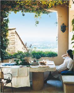 Hôtel Crillon le Brave, Provence, France