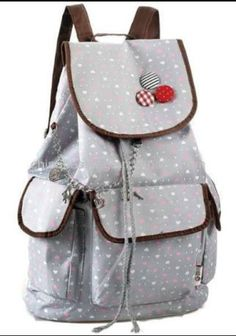 98b07e7e2a Backpack Purse, Leather Backpack, Fashion Backpack, Girls Bags, Purses And  Bags,