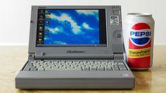 The Toshiba Libretto 100CT.