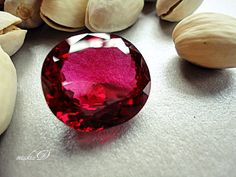 Red Topaz, the color of a warrior in you. Brave and dominant..fear is not an option. As the fire of obstacles try to hold you back...your strength & your power of persuasion will triumph.