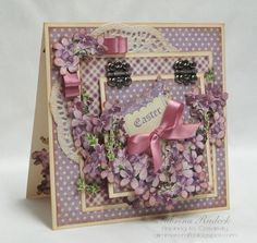 Easter Card #4 - G45 Sweet Sentiments - Scrapbook.com