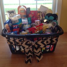 1000 Images About New Home Gift Baskets On Pinterest