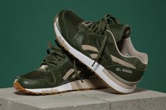 Preview: Distinct Life x Reebok GL 6000 'Green' - EU Kicks: Sneaker Magazine