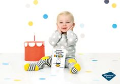 Milestone™ Baby Cards - miffy edition http://www.milestonecards.com/en/products