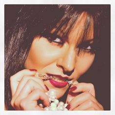 Make-up artist elena idone