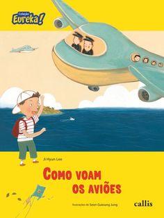 Como algo tão pesado como um avião consegue voar? 'Como voam os aviões' é um livro que tenta explicar as forças envolvidas nesse processo. Com exemplos tirados do cotidiano, conceitos como arrasto, sustentação, empuxo e gravidade devem ser ensinados.