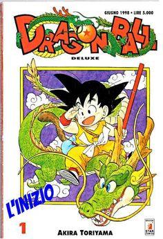 Dragon Ball: nel primo volume la GAG EROTICA che suscitò polemiche! Dragon Ball: come iniziano le avventure del giovane Son Goku? L'incontro con la bella e approfittatrice Bulma, una ragazzina alla ricerca delle Sette Sfere del Drago, farà partire l'avventura tra ne #anime #manga #censure #dragonball #goku