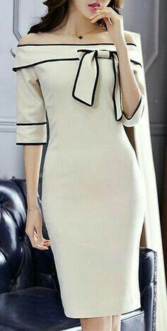 7a4b38d56 19 imágenes populares de vestidos casuales