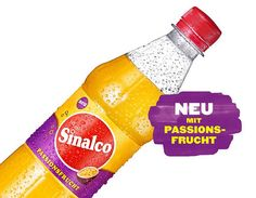 Sinalco Passionsfrucht Drink Bottles, Drinks, Drinking, Drink, Cocktails