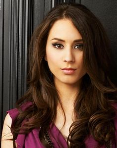 Spencer Hastings Makeup, Spencer Pll, Spencer Hastings Style, Pretty Little Liars Spencer, Pretty Litle Liars, Troian Bellisario, Holly Marie Combs, Pretty Hairstyles, New Hair