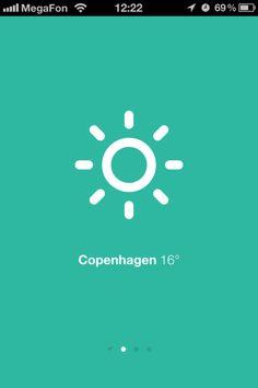 Sun — simple weather #web #app for #iphone & #ipad    ----BTW, Please Visit:  http://artcaffeine.imobileappsys.com