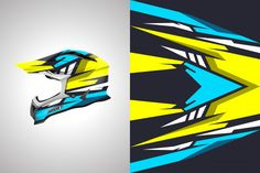 Decal Vectors, Photos and PSD files Sports Jersey Design, Simpsons Art, Custom Helmets, Samurai Tattoo, Helmet Design, Car Painting, Bike Design, Stickers, Design Reference