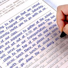Alphabet Words, Handwriting Alphabet, Alphabet Writing, Handwriting Practice, Good Handwriting, English Handwriting, Spanish Alphabet, Preschool Alphabet, Handwriting Worksheets