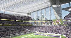 The New Vikings Stadium