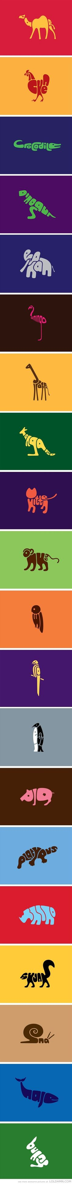 Word Animals