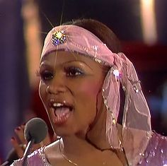 Marcia Barrett October 14,1948 Singer Marcia Barrett turns 65 today. She was one of the original members of the group Boney M.
