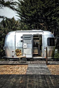 This Airstream camper for sale is the ideal fit for everyone who is searching for a new adventure when enjoying a modern style. So I began looking at Airstreams. The Airstream Basecamp for sale is … Airstream Bambi, Airstream Trailers, Rv Trailer, Vintage Caravans, Vintage Travel Trailers, Caravan Vintage, Vintage Airstream, Vintage Rv, Vintage Motorhome