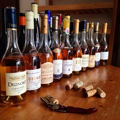 Some of the most beautiful and complex sweet wines of the world: #TokajiAszú selection from different producers