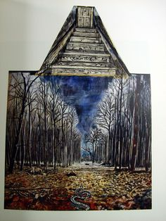Anselm Kiefer: The Seven Heavenly Palaces 1973-2001 by Markus Bruderlin…