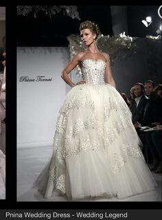 Pnina wedding dress