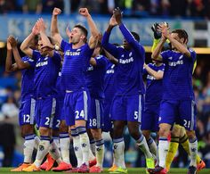 This is Chelsea Football Club