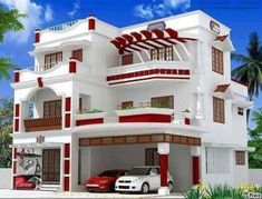 This Home Details Architecture Design plan map other all detail please give me Double Story House, Two Story House Design, 2 Storey House Design, Classic House Design, House Gate Design, Kerala House Design, Bungalow House Design, House Front Design, Modern House Design