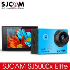 """SJCAM SJ5000X Elite WiFi 4K 24fps 2K30fps Gyro Sports DV 2.0 LCD NTK96660 Diving 30m Waterproof Action Camera Optional Package Do you search cheap action cam? You can see the buyer's guide on <a href=""""https://findthedecision.com/best-gopro-alternatives/"""">findthedecision site</a>  action cam 