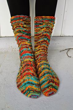 Ja lisää sukkia