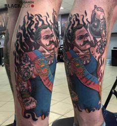 Pavlik Gusarov @_gusarov BLACKOUT tattoo collective @blackouttattoocollective #blackouttattoocollective #gusarov Appointments and info via admin(at)blackout.tattoo