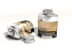 Colección de #perfumes de #lujo #Bentley para hombre
