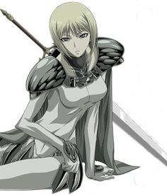 Claymore Clare by Final XIII, via Flickr