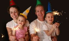 How to Decorate for New Year's with Your Kids