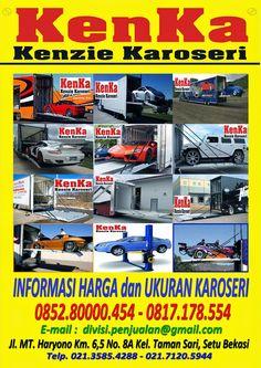 KAROSERI MOBIL TRUCK: KAROSERI TRUCK TOWING MOBIL SPORT
