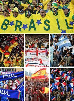 Monitoring FIFA World Cup Predictions