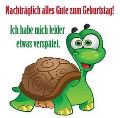 Nachtraglich Zum Geburtstag Fur Whatsapp Und Facebook Frei