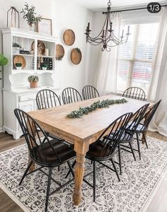 Genuine hand turned century style monestary legs 5 x 5 x Farmhouse Dining Room Table, Country Dining Rooms, Black Dining Room Table, Black Kitchen Chairs, Metal Dining Room Chairs, Black Dining Room Furniture, Kitchen Table Chairs, Farmhouse Dining Chairs, Pine Furniture