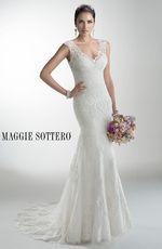 bdd0fe8607498 Maggie Sottero Melanie wedding dress bridal shops in Delaware