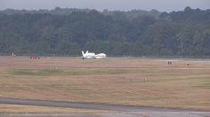 NASA's Global Hawk 871 Takes Off