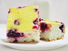 Briciole di delizie: Beeren-yoghurt-kuchen (ovvero torta yogurtosa alla frutta)