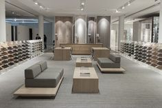 Lobby-1 #showroom #naturalproducts #productosnaturales #diseño #design #entrada…