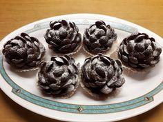 Κουκουναρες Χιονισμενες... !!!!!!!! - YouTube Greek Recipes, Muffin, Cookies, Chocolate, Breakfast, Desserts, Youtube, Food, Crack Crackers