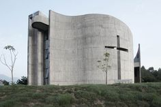 Igreja+de+Seed+/+O+Studio+Architects