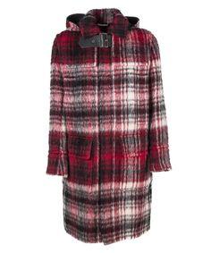 VALENTINO Valentino Men'S Lv0Ck0813Rjen0 Multicolor Wool Coat'. #valentino #cloth #coats & jackets