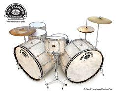 San Francisco Drum Company. I love me some big drums!